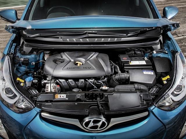 Под капотом Hyundai