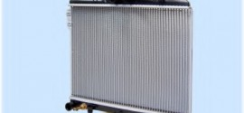 Радиатор охлаждения Hyundai Getz (2006-2011)