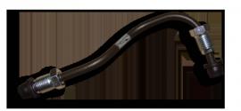 Шланг тормозной задний левый Hyundai Accent (2004-2011)
