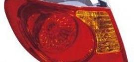 Фонарь левый наружный Hyundai Elantra (2006-2012)