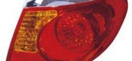 Фонарь правый наружный Hyundai Elantra (2006-2012)