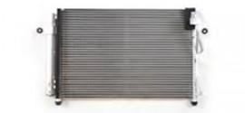 Радиатор кондиционера Hyundai Getz (2006-2011)